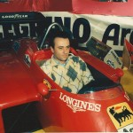 La Ferrari di Gilles